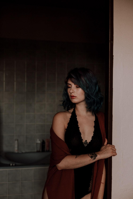 Photographe Chambéry-séance portrait bien être- portrait de femme- photothérapie-4