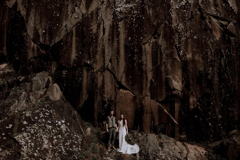 Photographe mariage chambéry- Mariage dans la nature - Engagement - French elopement - Photographe France elopement-19