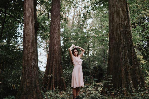 séance portrait à Lyon-Parc de la tête d'or, photograhie portrait jeune femme, photographe rhône alpes, photographe chambery