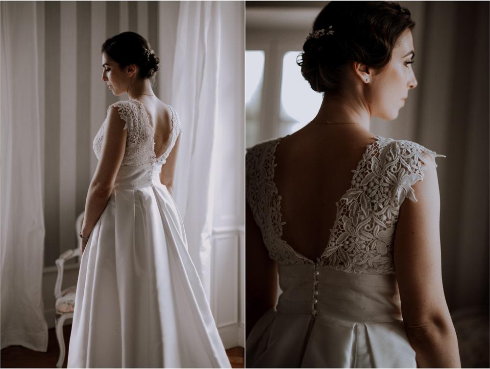 Mariage château de Bellevue, atelier emelia, emotion, mariage emotion, photographe mariage sensible, préparatifs, robe de mariée