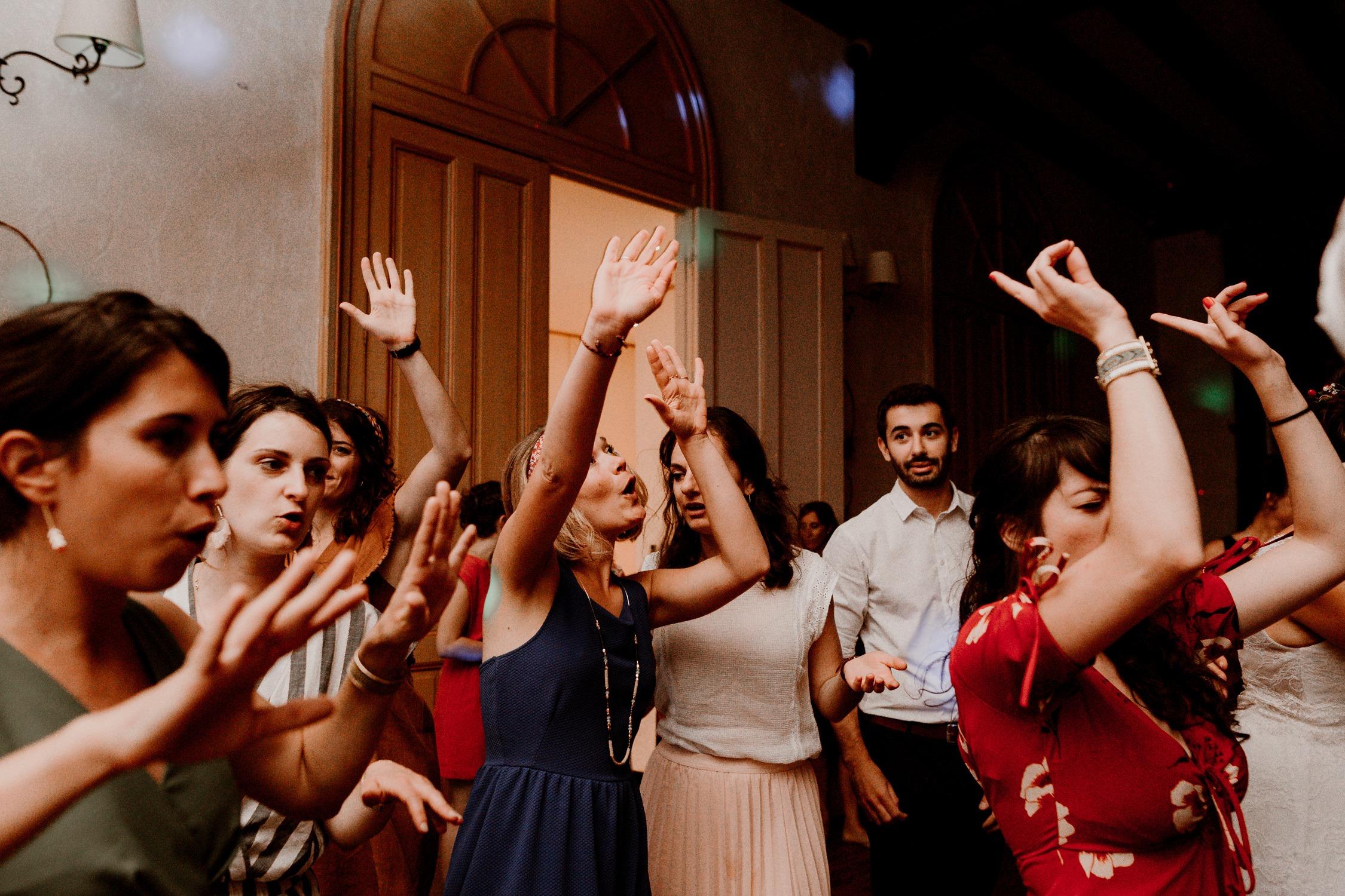 Amandine marque - photographe mariage chambéry
