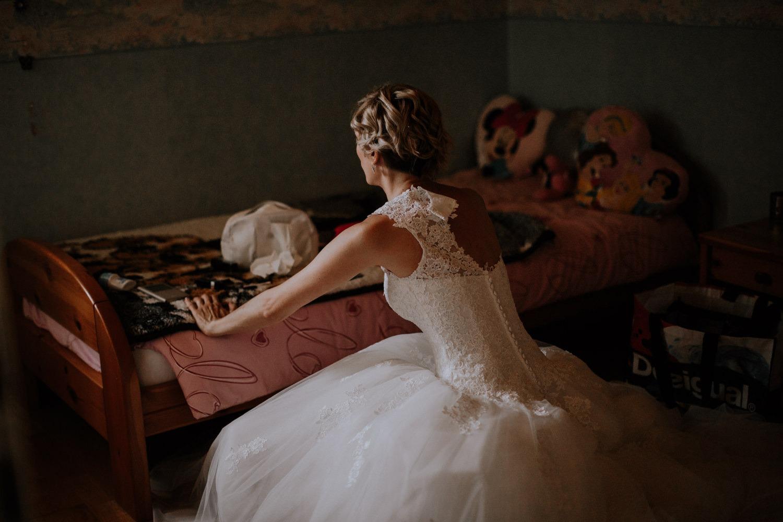 mariage château de Venon, préparatif,