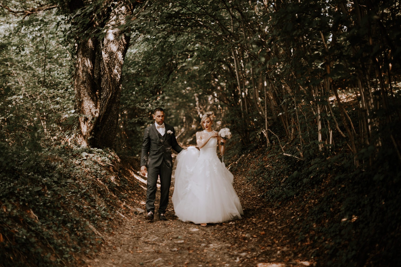 Mariage - chateau de venon - Photographe mariage Grenoble - Mariage Savoie - Photographe mariage Savoie-67