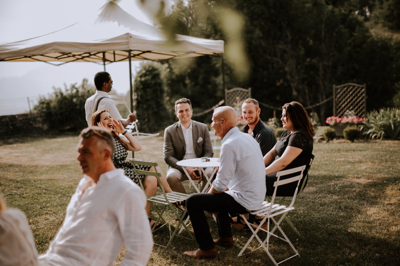 Mariage - chateau de venon - Photographe mariage Grenoble - Mariage Savoie - Photographe mariage Savoie-88