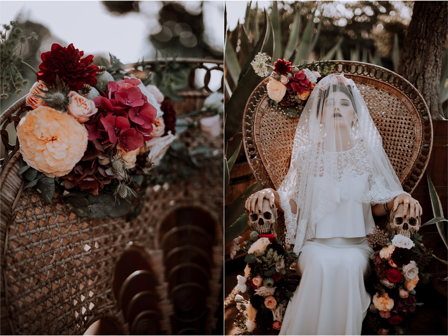 Photographe mariage Lyon - Frida Kahlo - Mariage original - Mariage mexicain - Photographe mariage france - French wedding photographer - Wedding Photographer - Frida --12