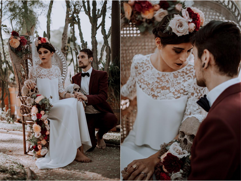 photographe mariage Lyon ,Parc de la tête d'or, Lyon, cactus, portrait, The Black Alchemy, succulantes, photographe Lyon, fauteuil en rotin, frida,