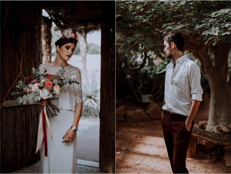 photographe mariage Lyon ,Parc de la tête d'or, Lyon, cactus, portrait, The Black Alchemy, succulantes, photographe Lyon, fauteuil en rotin, frida, serre, séance couple