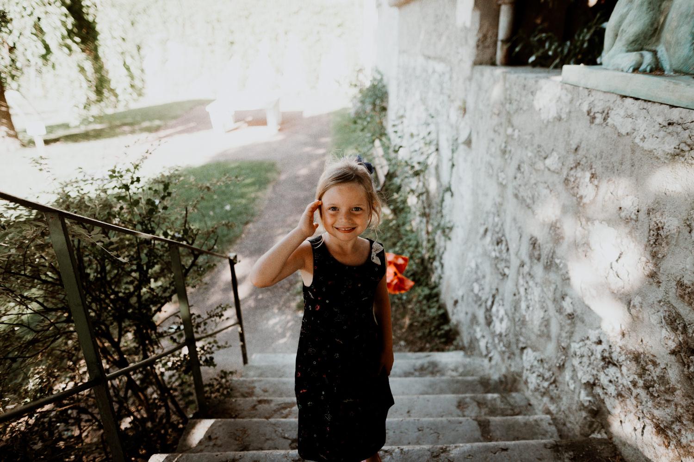 Mariage Château des Comtes de Challes, photographe mariage Chambery, photographe mariage haute savoie, portrait enfant