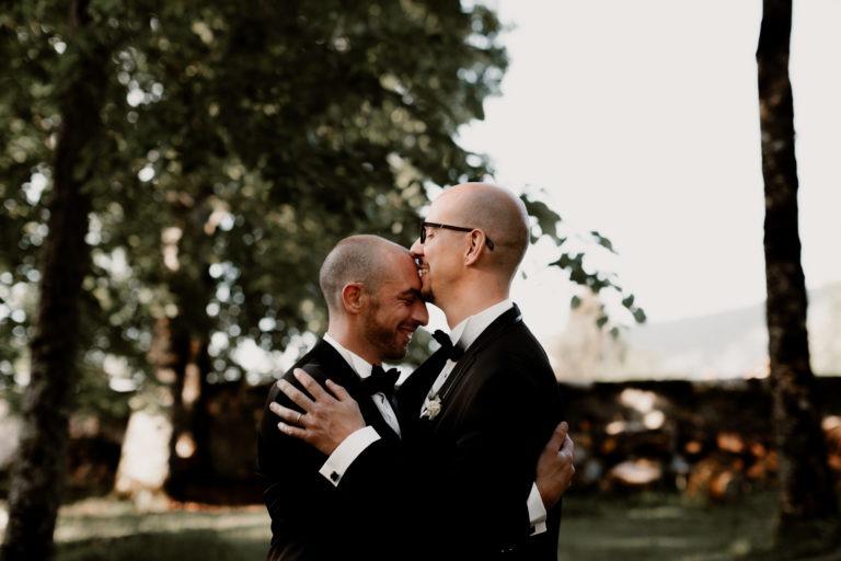 photographe mariage pour tous - Photographe mariage annecy - chateau de saint offenge - Photographe mariage lyon - mariage gay