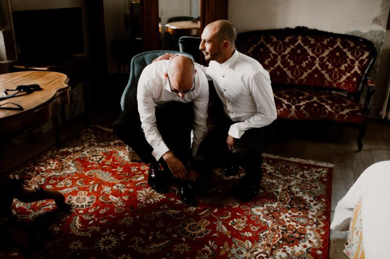 Mariage au Chateau de saint offenge - photographe mariage pour tous - Photographe mariage annecy - mariage au chateau de saint offenge - Photographe mariage lyon - mariage préparatifs