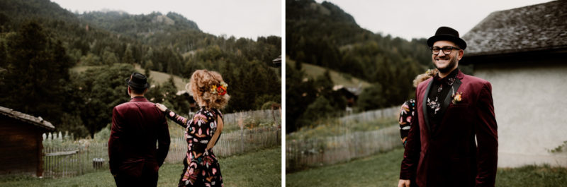 mariage, alternatif, alpes, photographe,la clusaz