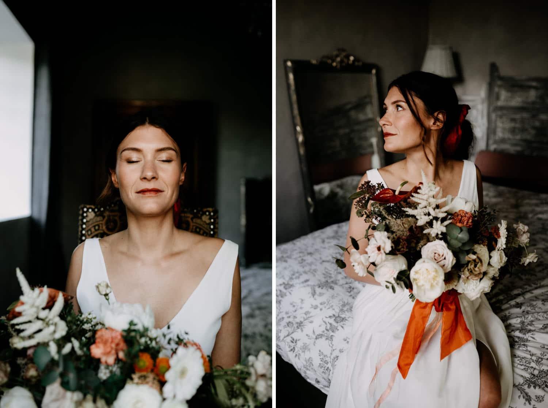 Les 7 astuces pour des préparatifs de mariage qui déchirent - Préparatif de la mariée - bouquet de fleur