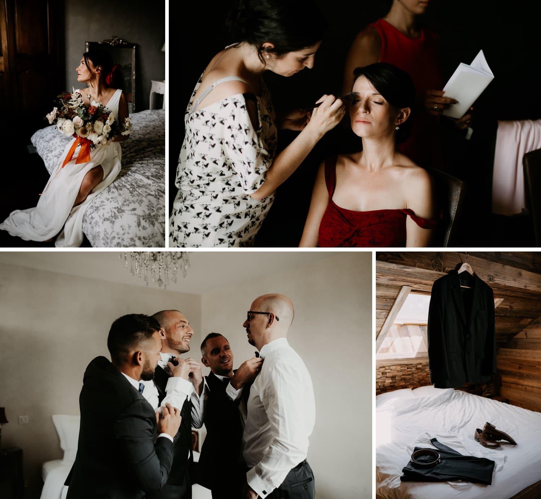 Les 7 astuces pour des préparatifs de mariage qui déchirent - Préparatif de la mariée