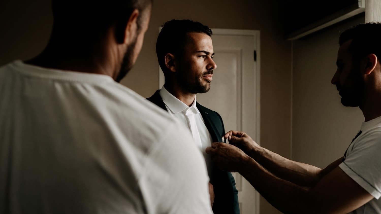 Mariage au domaine de Grand Maison - Mariage Lyon- Préparatif de mariage