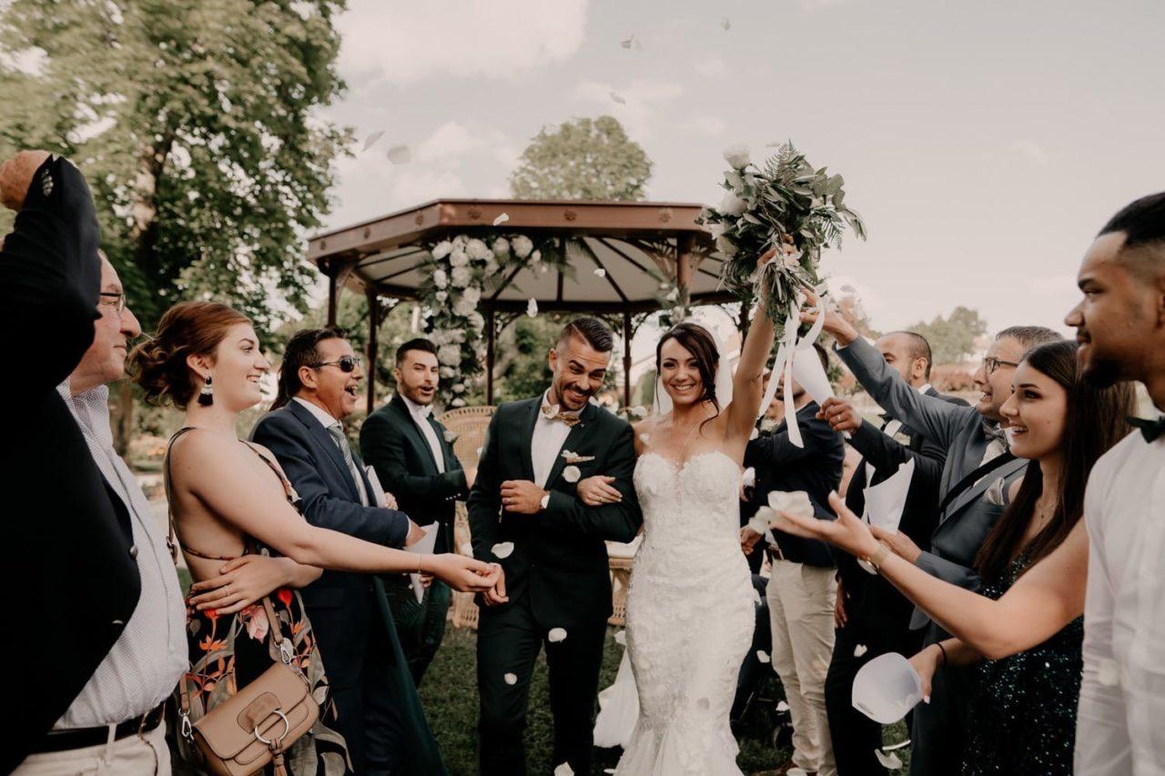 Mariage au Domaine de Grand Maison - Mariage Lyon