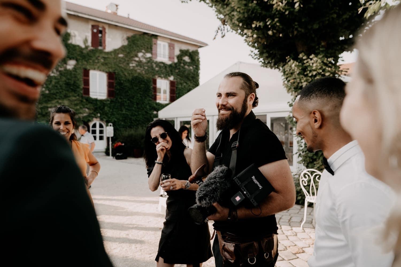 Mariage au Domaine de Grand Maison - Mariage Lyon - Adrien Soreil vidéaste