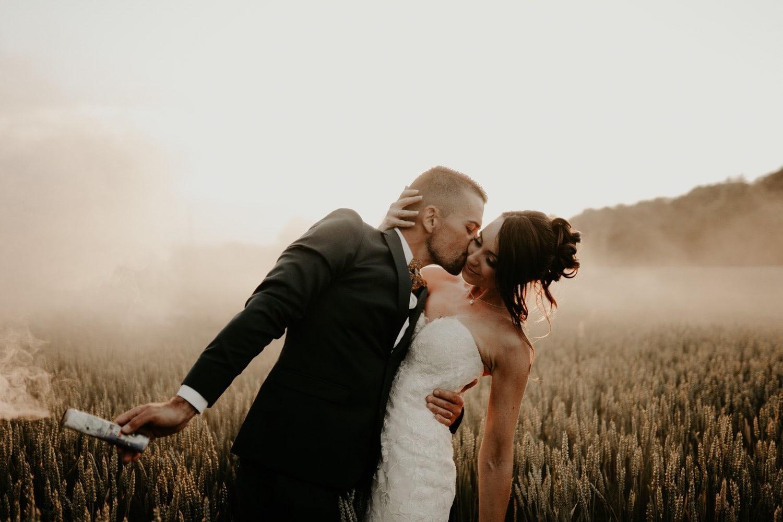 Mariage au Domaine de Grand Maison - Mariage Lyon - Seance couple mariage